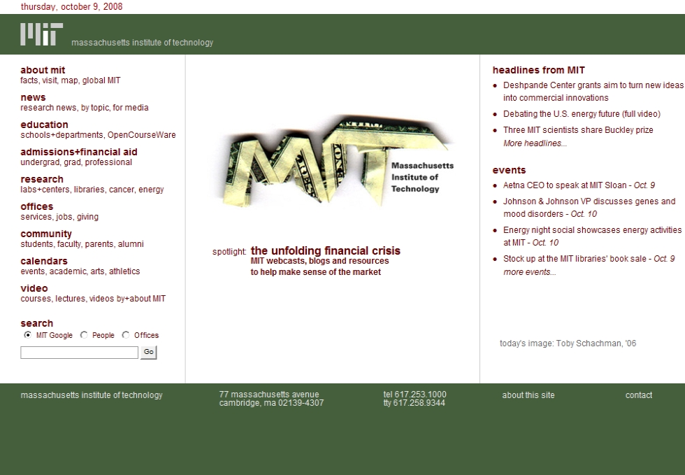 managerial accounting opencourseware