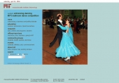entrancing dancing MIT's ballroom dance competition
