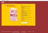 MIT video lectures offer food for the mind
