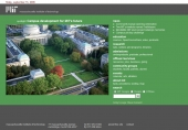 Campus development for MIT's future