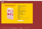 pop culture and food for thought at MIT's online video gateway