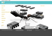 micro-ants new technology could change the way objects are moved in microchips and in our bodies