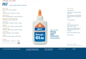tailoring surgical glues