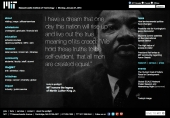 MIT honors the legacy of Martin Luther King Jr.