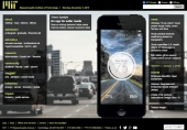 An app for safer roads