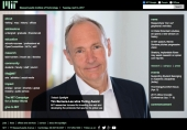 Tim Berners-Lee wins Turing Award