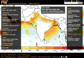 South Asia faces deadly heat