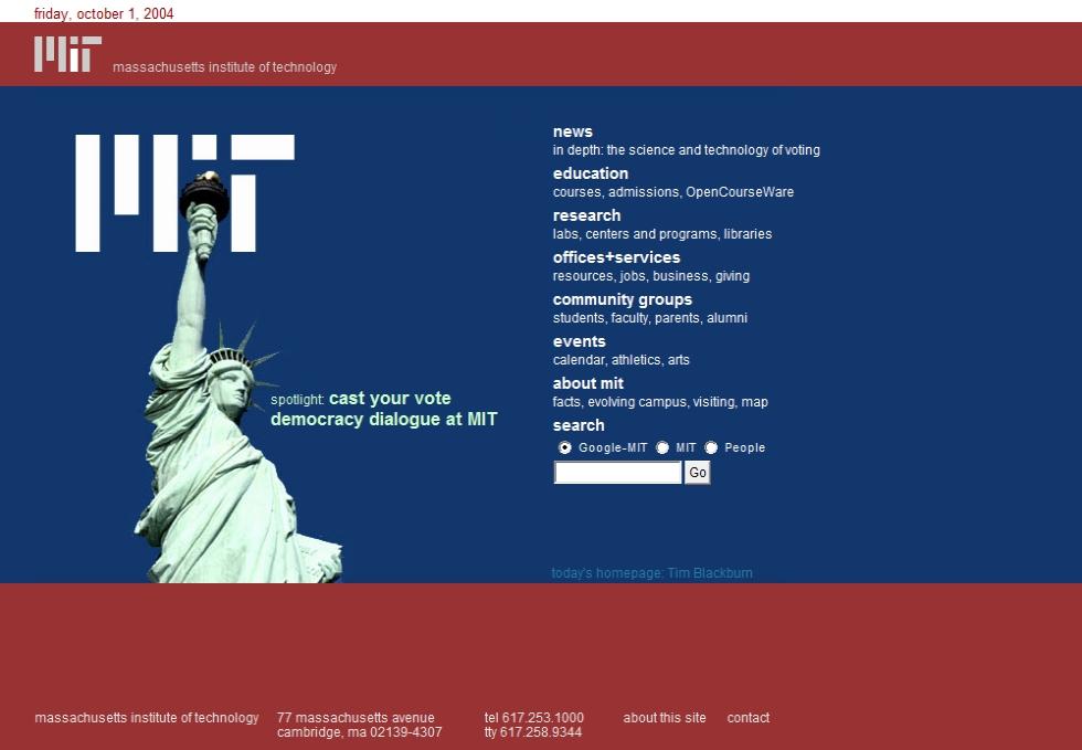 MIT Spotlight Archive