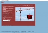 the crane event: 2.007's 'Big Dig' contest