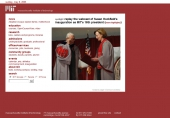 replay the webcast of Susan Hockfield's inauguration as MIT's 16th president (more highlights)