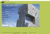 inside the sponge: architecture exhibit