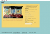 MITspace: websites reflect the class of 2006