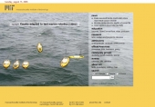 Kayaks adapted to test marine robotics (video)