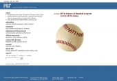 MIT's Science of Baseball program covers all the bases