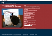 all the news that's fit for MIT student newspaper gets online redesign