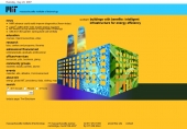 buildings with benefits: intelligent infrastructure for energy efficiency