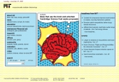 ideas that use the brain and entertain