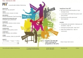 branch out this fall with a harvest of programs in the arts