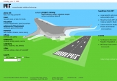 project runway airport planners need to refashion designs as low-cost airlines take off