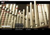 the tones of history New Year's concert recorded on pipe organ's installation