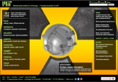 Nuclear reactor robo‑patrol