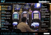 What gambling addicts want