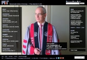 L. Rafael Reif inaugurated as MIT's 17th president
