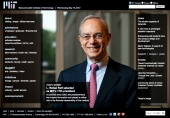 L. Rafael Reif selected as MIT's 17th president