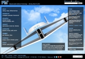A biplane to break the sound barrier