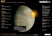 Mercury's molten past