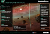 Solar system's start