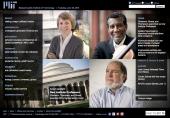 New Institute Professors