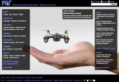 Miniaturizing drones